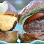 Turkey Burger Slider