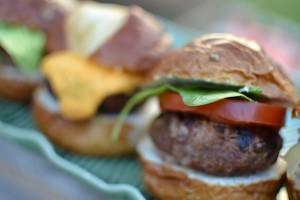 Turkey Burger Slider Recipe