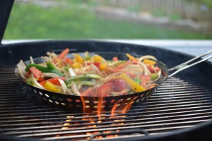 Mexican Grilled Veggies Recipe