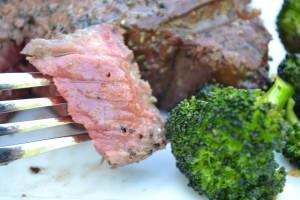 Grilled Bison Strip Steak Recipe