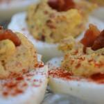 Chipotle Bacon Deviled Eggs Recipe