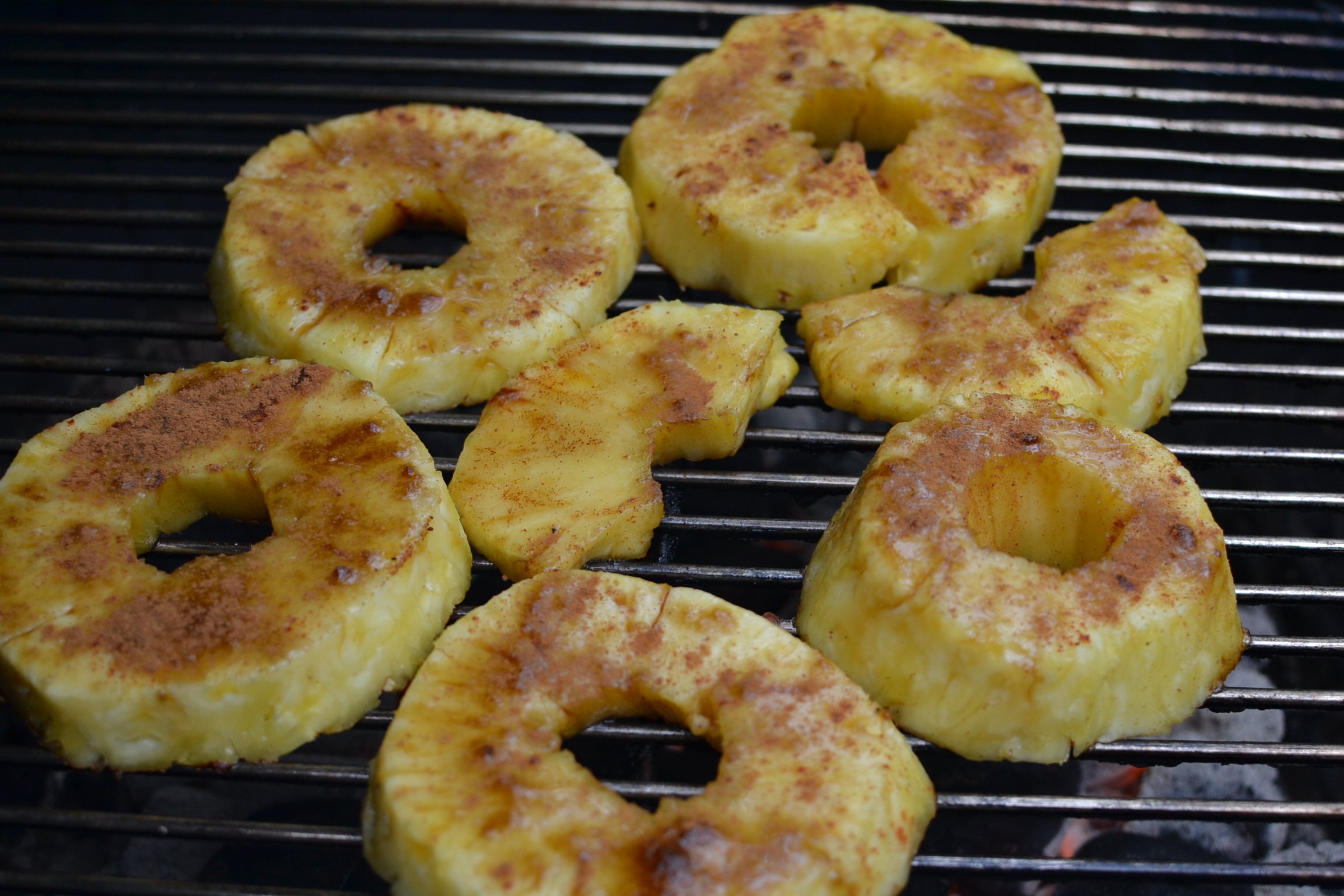 How To Grill Canned Pineapple Rings