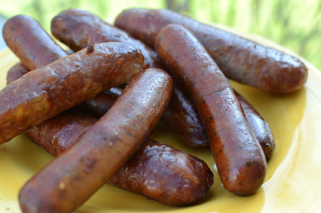 Smoked Bratwurst Recipe