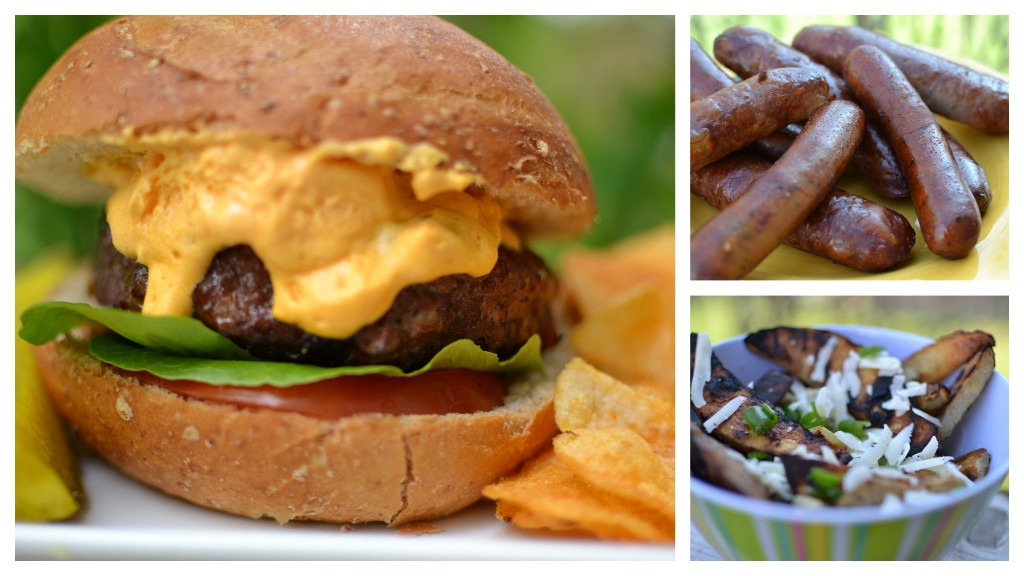 Memorial Day Burgers and Brats Recipes