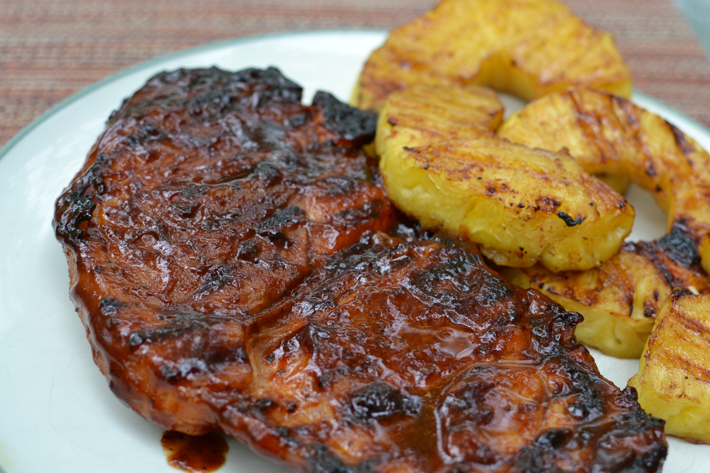 How long to cook pork steaks on stove top best image voixmag com - Make lamb barbecue ...