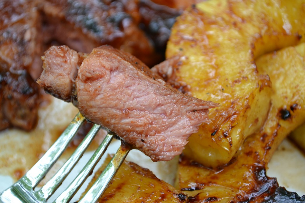 Grilled Pork Steak Recipe