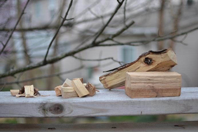 Wood for Smoking Explaination