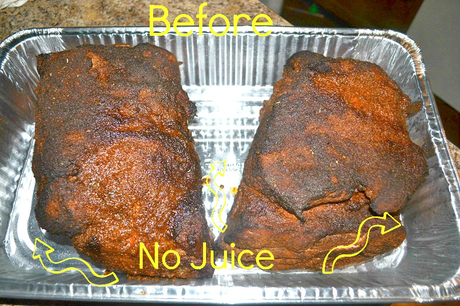 Boiled smoked pork shoulder recipe