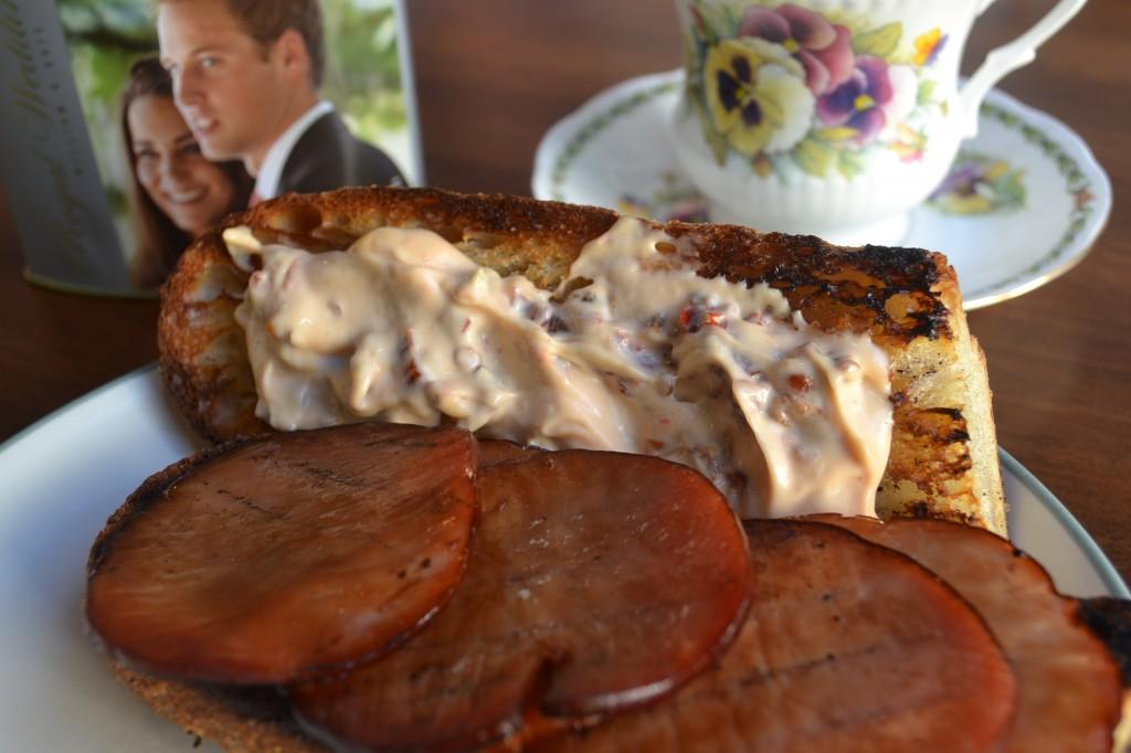 Bacon Butty Recipe