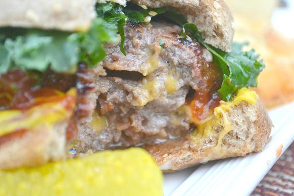 Bacon Cheeseburger Recipe