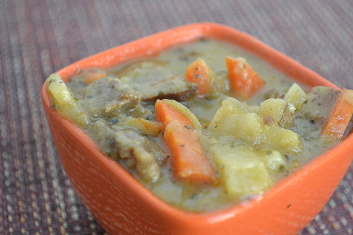Bratwurst Soup Recipe
