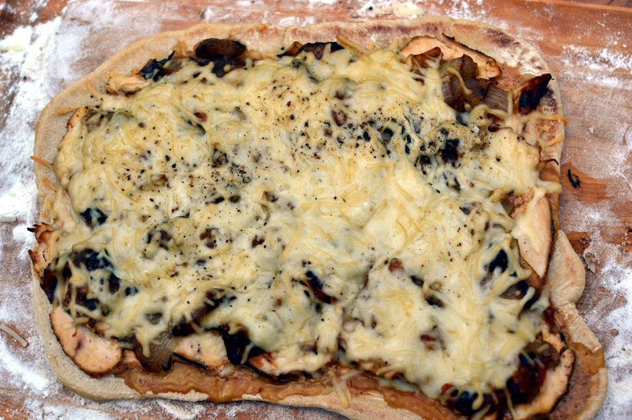 Santa Fe Pizza Recipe