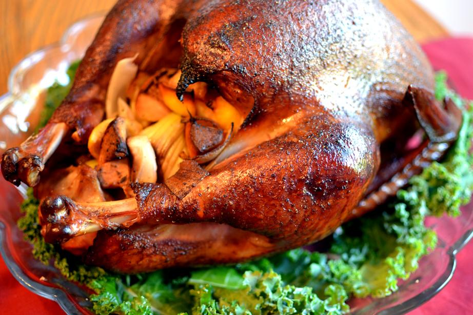 Smoked Whole Turkey
