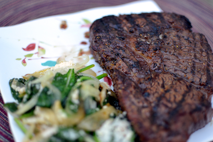 Bison Steak Recipe