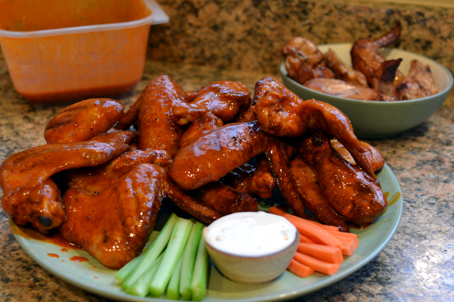 Post image for Super Bowl Special:  Smoked Chicken Wings