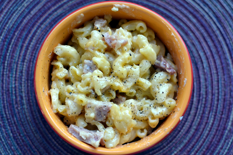 Post image for Hammy Mac and Cheese