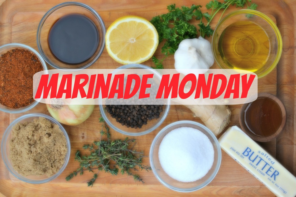 Marinade Monday