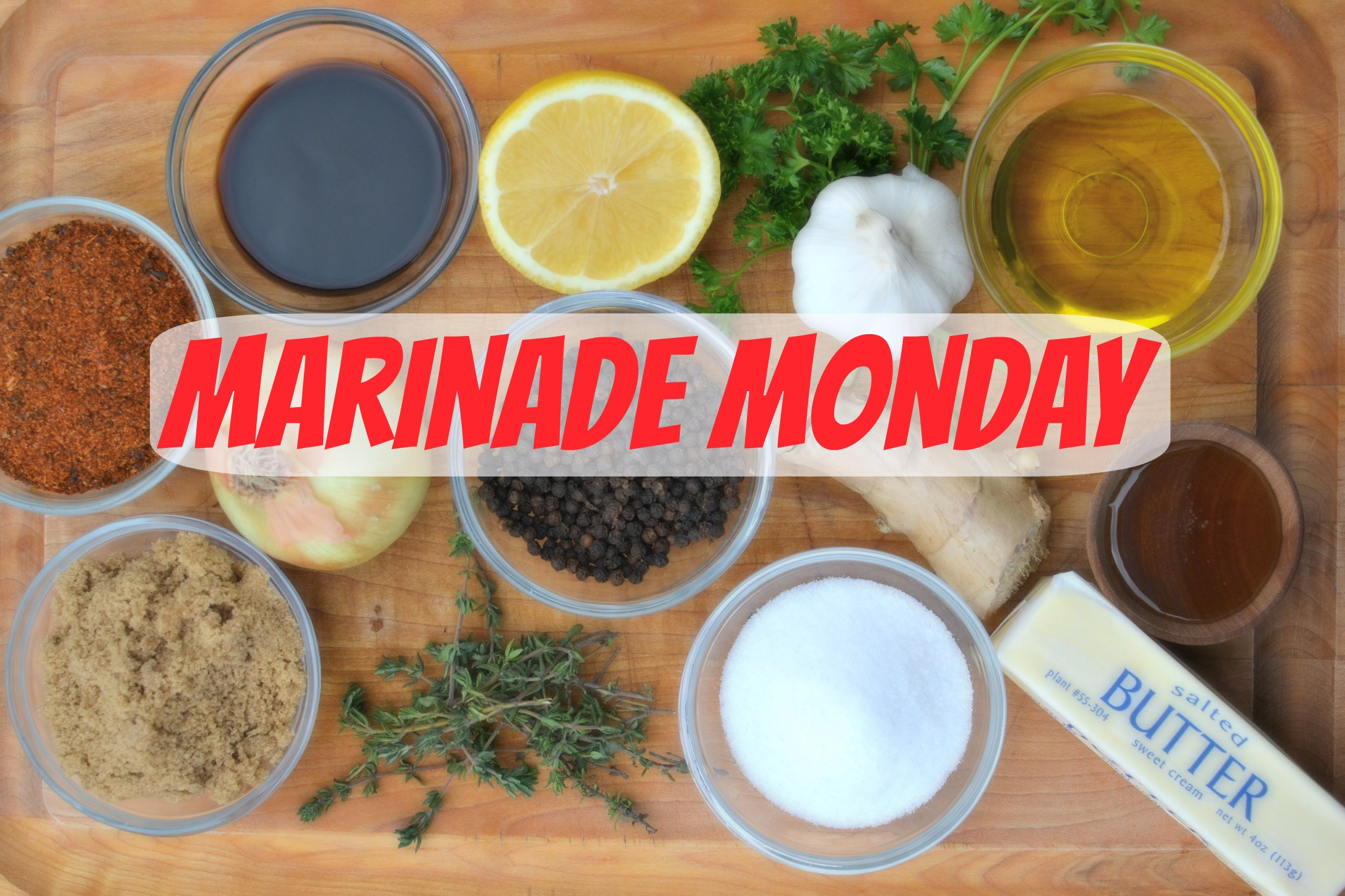Marinade Monday:  Turkey Brine