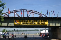 Thumbnail image for A Look At The Greatest BBQ Competition: Memphis in May