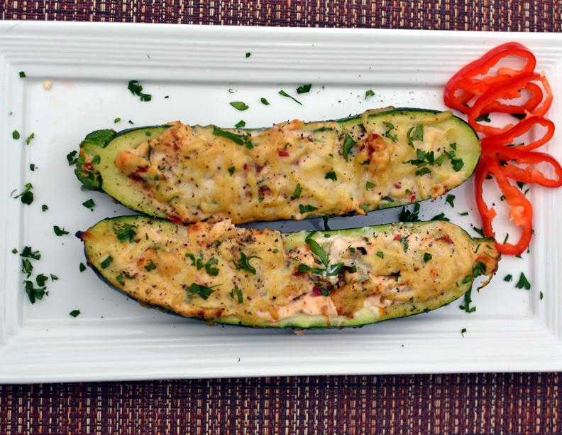Zucchini Boats 2