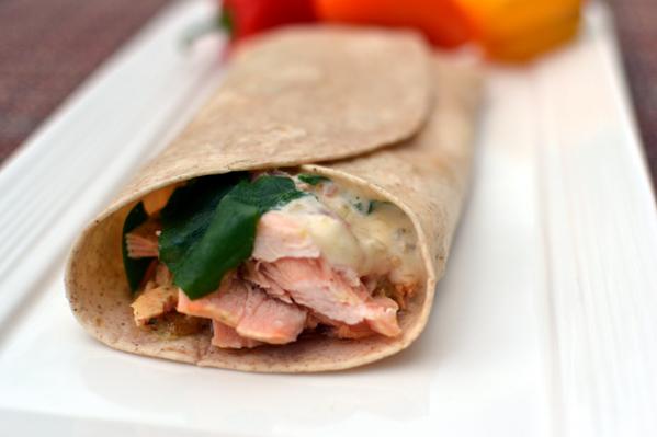 Salmon Soft Taco Recipe