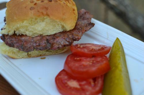 Grilled Steakburger