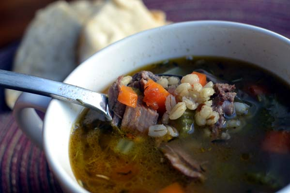Lamb Soup 1