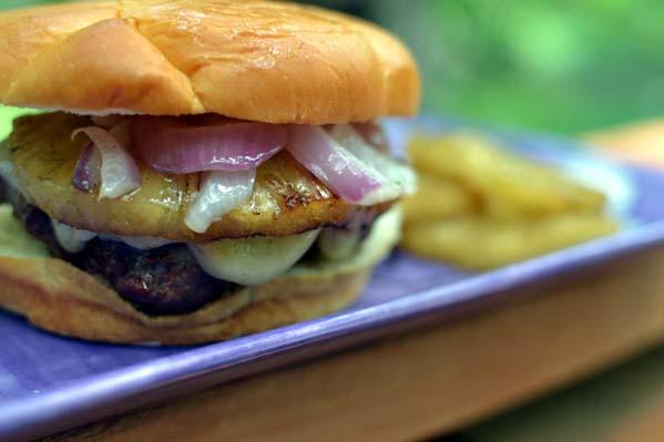 Hawaiian Burger 2
