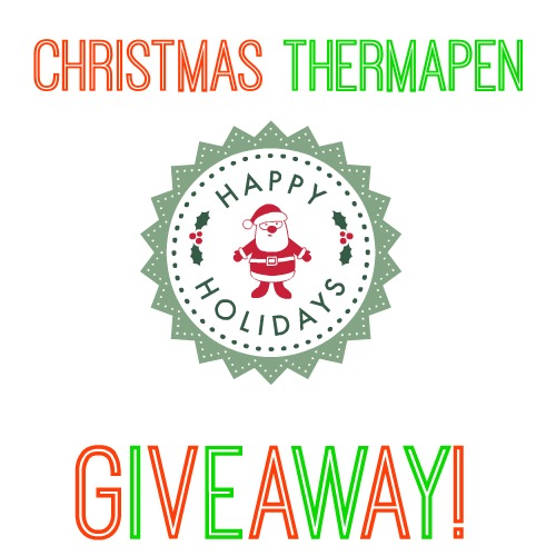 Christmas Thermapen Giveaway