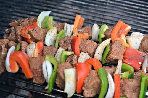 Beef Kabob 1