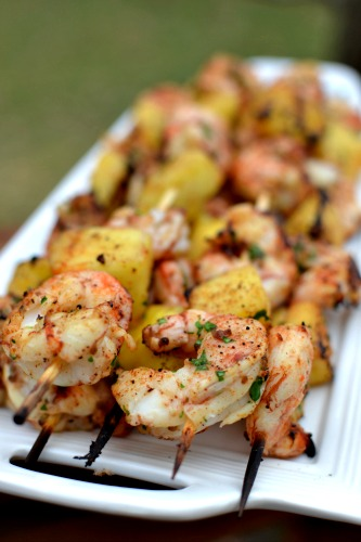 Shrimp Kabob 3
