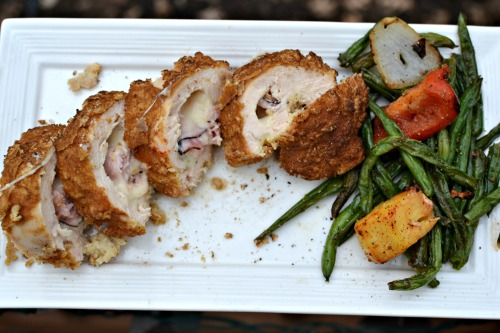 Chicken Cordon Bleu 4