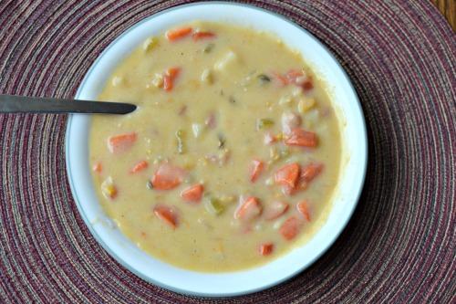 Chowder Soup 1