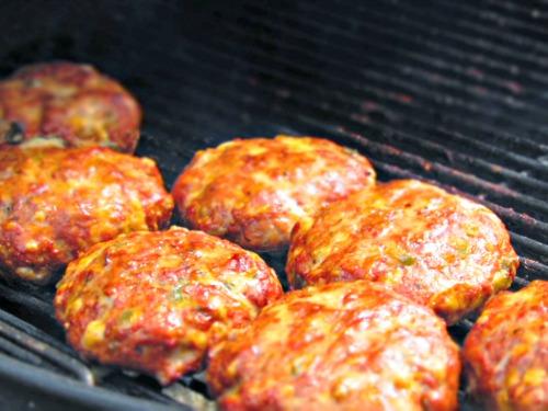 Jal Cheddar Turkey Burger 2