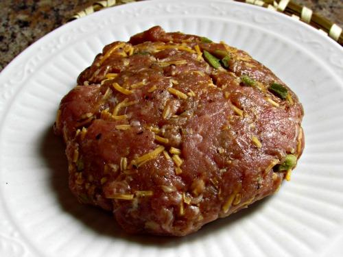 Jal Cheddar Turkey Burger