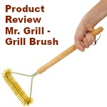 Thumbnail image for Product Review: Mr. Grill's Grill Brush