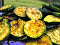 Thumbnail image for Grilled Zucchini
