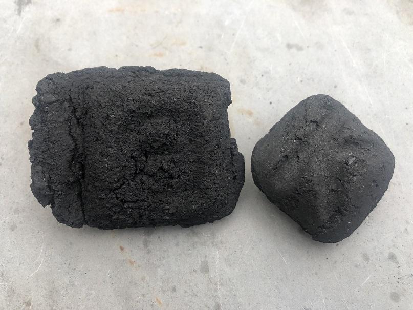 Briquette Comparison